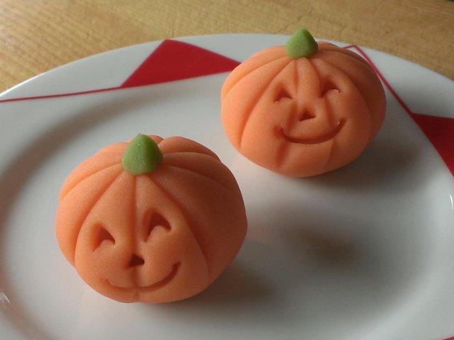 秋満点!和菓子教室