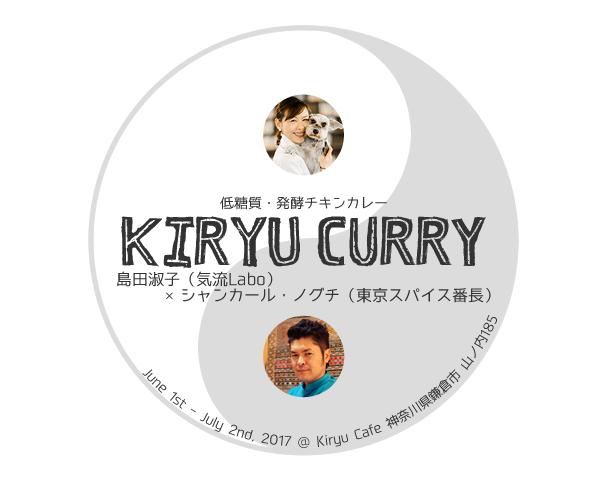 「シャンカール野口×島田淑子」低糖質カレー