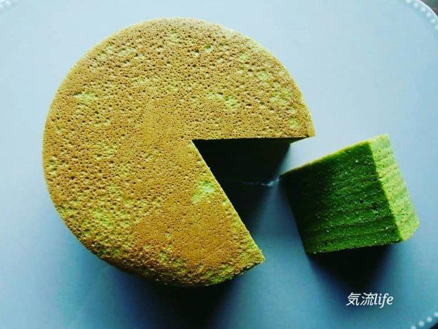 低糖質抹茶バームクーヘン