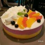 低糖質カシスマンゴーケーキレッスン
