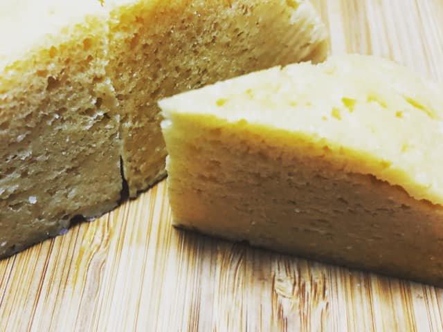 マーラーカオ風低糖質蒸しパン
