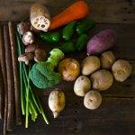 根菜は身体を温める?