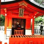箱根神社の思い出