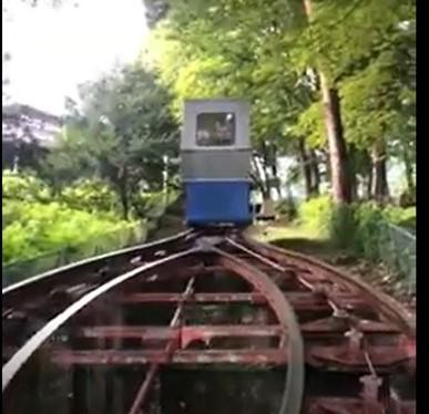 登山電車で行き着く先は?